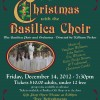 Basilica Christmas Concert
