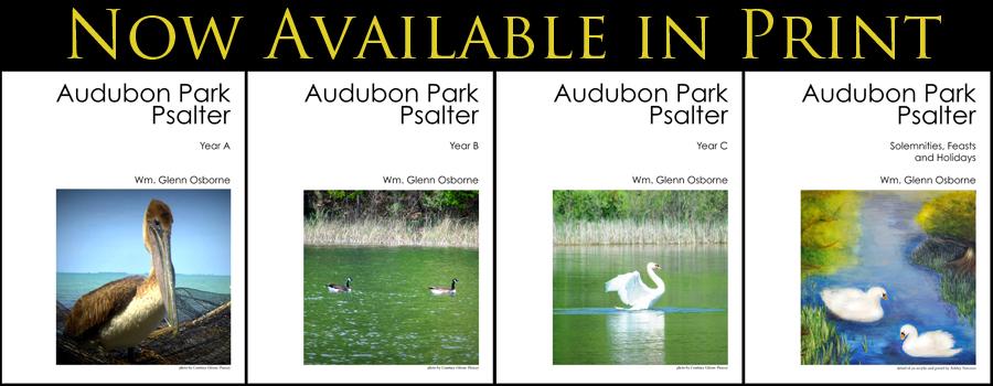 Audubon Park Psalter